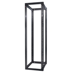 Schneider Electric NetShelter 44U Floor Standing Rack Frame - 482.60 mm Rack Width - Black