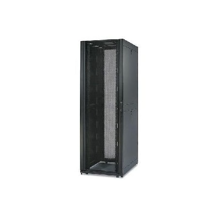 APC by Schneider Electric NetShelter AR3150 42U High x 482.60 mm Wide Rack Cabinet - Black