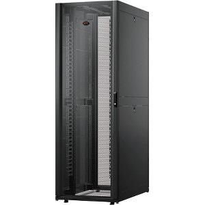 APC by Schneider Electric NetShelter SX 48U High x 482 60 mm Wide Floor  Standing Rack Cabinet - Black