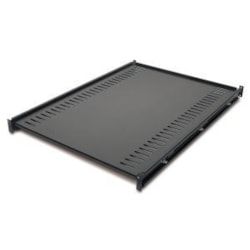 APC by Schneider Electric 1U Rack Shelf - Black