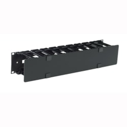 APC by Schneider Electric Cable Manager - Black