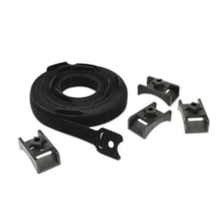 APC by Schneider Electric AR8621 Rack Cable Guide - Black