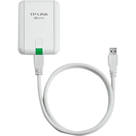 TP-LINK Archer T4UH IEEE 802.11ac - Wi-Fi Adapter for Desktop Computer/Notebook