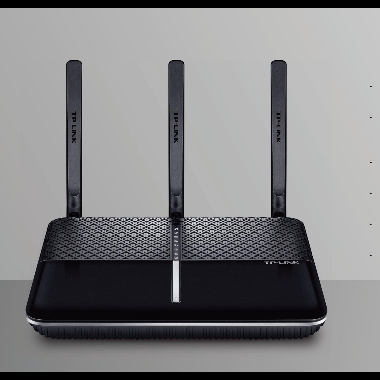 TP-LINK Archer VR600 IEEE 802.11ac ADSL2+, VDSL2 Modem/Wireless Router