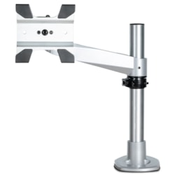 StarTech.com ARMPIVOTB2 Desk Mount for Monitor, iMac, Display Screen - TAA Compliant