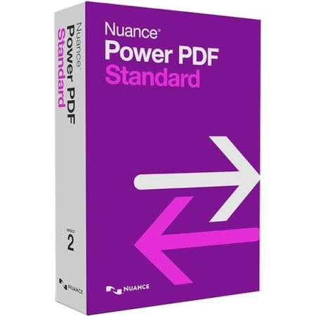 Nuance Power PDF v.2.0 Standard - Box Pack - 1 User