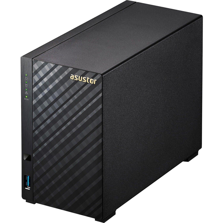 ASUSTOR AS3102T 2 x Total Bays NAS Storage System - Desktop