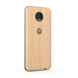 Motorola Style Shell Case for Smartphone - Washed Oak