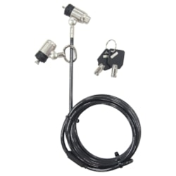 Targus DEFCON Cable Lock For Notebook, Computer, Projector, LCD Monitor