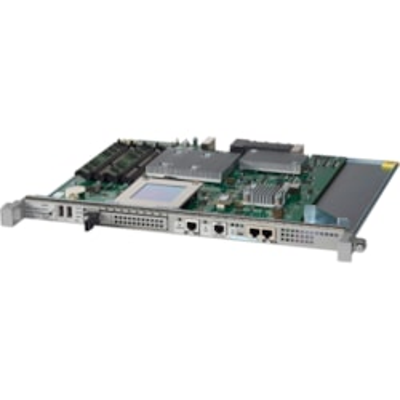 Cisco ASR1000-RP3 Route Processor - 1 RJ-45 10/100/1000Base-T Management, 1 RJ-45 Console Management, 1 RJ-45 Auxiliary Management, 1 RJ-48, 2 USB