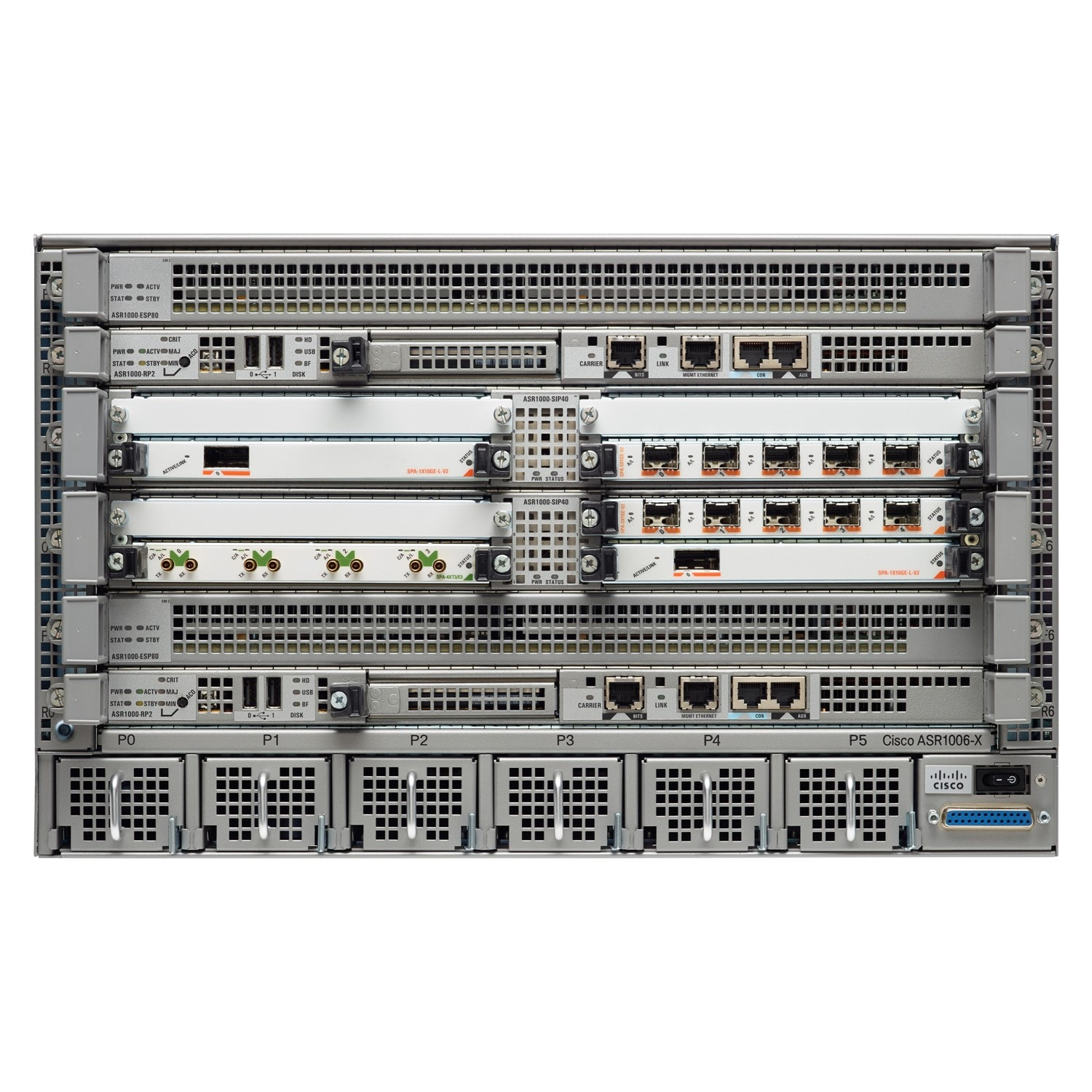 Buy Cisco ASR 1006-X Router Chassis | Ever Nimble