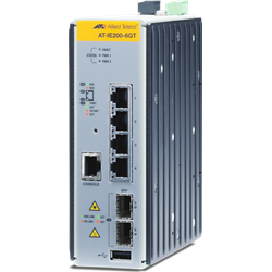 Allied Telesis AT-IE200-6FT-80 4 Ports Manageable Ethernet Switch