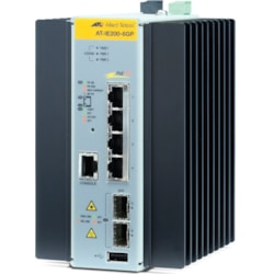 Allied Telesis AT-IE200-6GP-80 4 Ports Manageable Ethernet Switch
