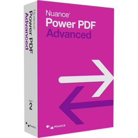 Nuance Power PDF v.2.0 Advanced - Box Pack - 1 User