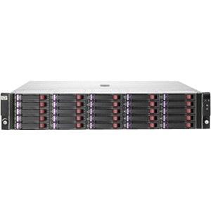 HPE StorageWorks D2700 25 x Total Bays Hard Drive Array - 2U - Rack-mountable