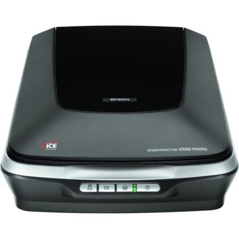 Epson Perfection V550 Flatbed Scanner - 6400 dpi Optical