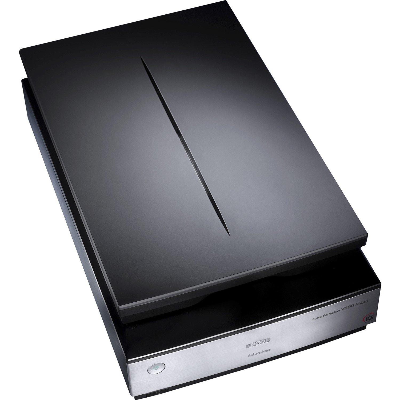 Epson Perfection V800 Flatbed Scanner - 6400 dpi Optical