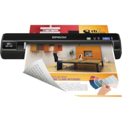 Epson WorkForce DS-40 Sheetfed Scanner - 1200 dpi Optical