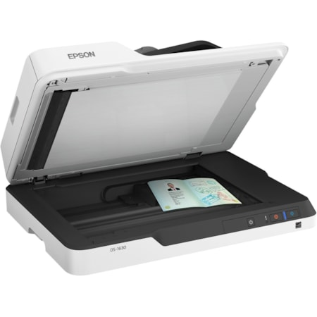 Epson WorkForce DS-1630 Sheetfed/Flatbed Scanner - 1200 dpi Optical