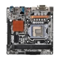 ASRock B150M-ITX Desktop Motherboard - Intel Chipset - Socket H4 LGA-1151 - Mini ITX