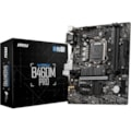 MSI B460M PRO Desktop Motherboard - Intel Chipset - Socket LGA-1200