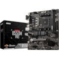 MSI B550M PRO Desktop Motherboard - AMD Chipset - Socket AM4