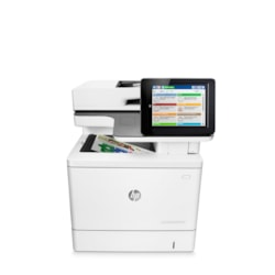 HP LaserJet M577f Laser Multifunction Printer - Colour - Plain Paper Print