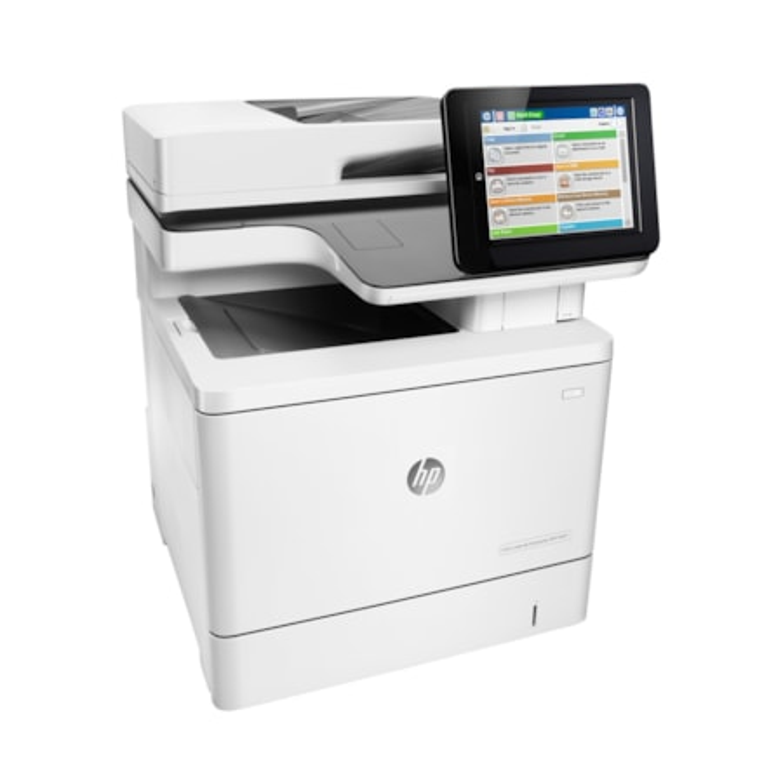 HP LaserJet M577z Laser Multifunction Printer - Colour - Plain Paper Print - Desktop