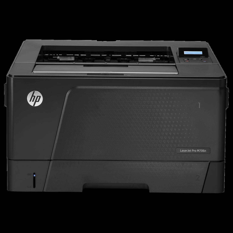 HP LaserJet Pro M706N Laser Printer - Monochrome - 1200 x 1200 dpi Print - Plain Paper Print - Desktop