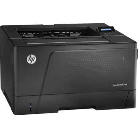 HP LaserJet Pro M706N Laser Printer - Monochrome