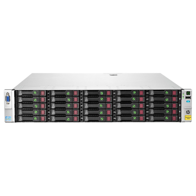 HPE StoreVirtual 4730 25 x Total Bays SAN Storage System