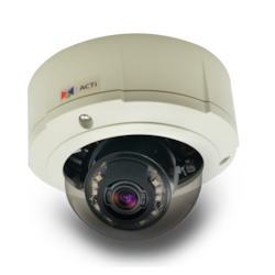 ACTi B85 2 Megapixel Network Camera - Colour