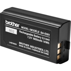 Brother BA-E001 Battery - Lithium Ion (Li-Ion)