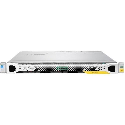 HPE StoreOnce 3100 4 x Total Bays NAS Storage System - 1U - Rack-mountable