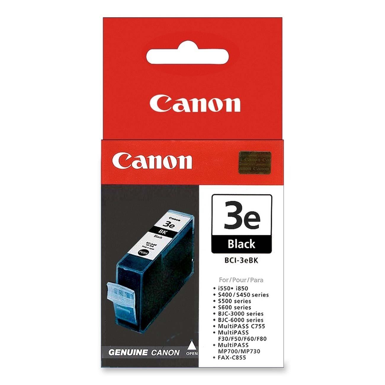 Canon Original Ink Cartridge - Black