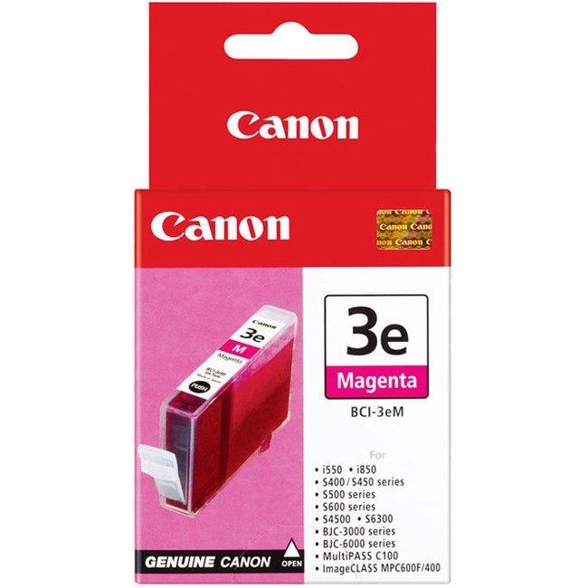 Canon BCI-3eM Original Ink Cartridge - Magenta