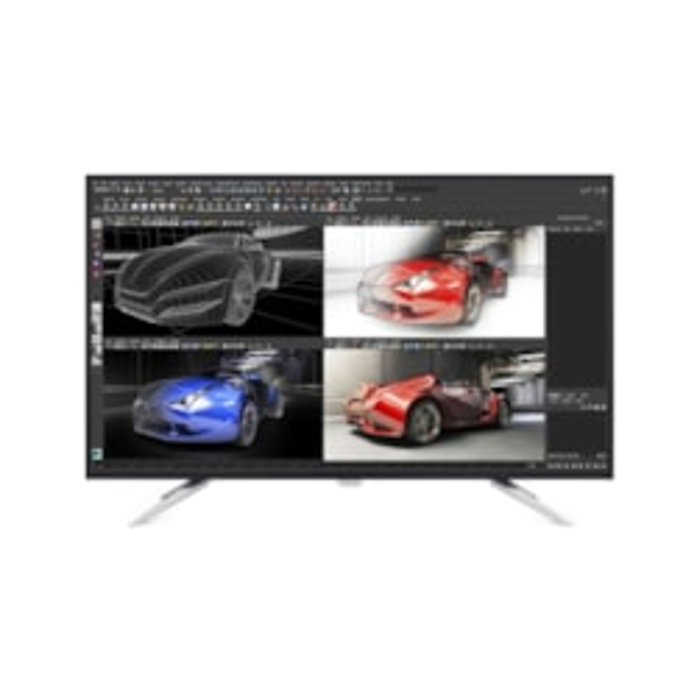 "Philips Brilliance BDM4350UC 109.2 cm (43"") 4K UHD LED LCD Monitor - 16:9 - Black, Silver"