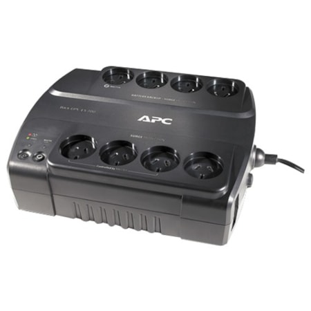 APC by Schneider Electric Back-UPS BE700G-AZ Standby UPS - 700 VA/405 W - Desktop