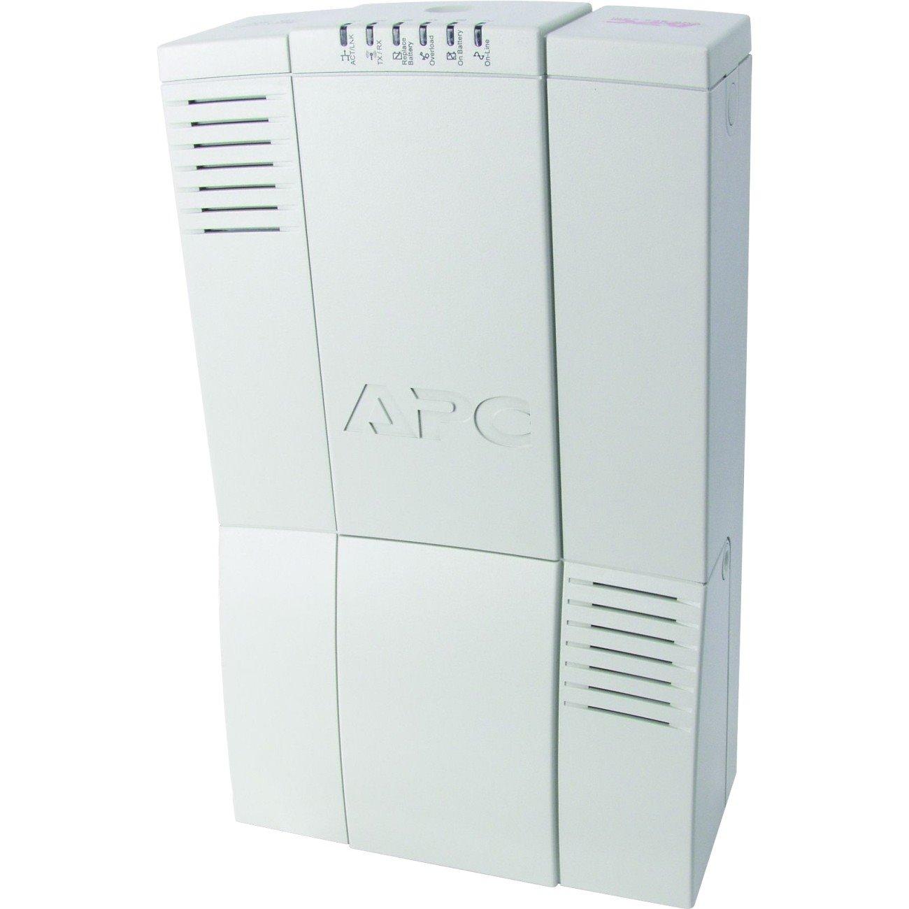 APC by Schneider Electric Back-UPS BH500INET Standby UPS - 500 VA/300 W
