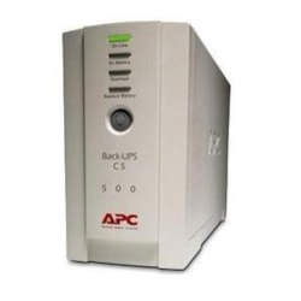 APC by Schneider Electric Back-UPS BK500EI Standby UPS - 500 VA/300 W