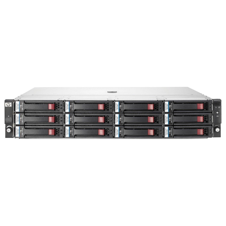 HPE StorageWorks D2600 12 x Total Bays Hard Drive Array - 2U - Rack-mountable