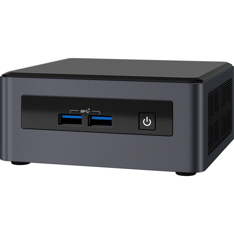 Intel NUC 8 Pro NUC8v7PNH Desktop Computer - Intel Core i7 8th Gen i7-8665U Quad-core (4 Core) 1.90 GHz DDR4 SDRAM