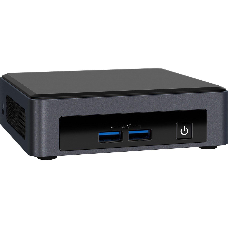 Intel NUC 8 Pro NUC8v7PNK Desktop Computer - Intel Core i7 8th Gen i7-8665U 1.90 GHz DDR4 SDRAM