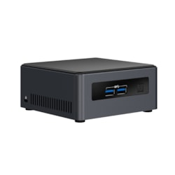 Intel NUC NUC7i3DNHE Desktop Computer - Core i3 i3-7100U - Mini PC