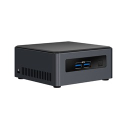 Intel NUC NUC7i5DNHE Desktop Computer - Intel Core i5 7th Gen i5-7300U 2.60 GHz DDR4 SDRAM - Mini PC