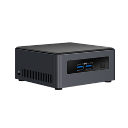 Intel NUC NUC7i7DNHE Desktop Computer - Core i7 i7-8650U - Mini PC