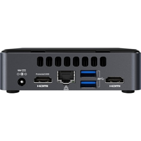 Intel NUC NUC7i7DNKE Desktop Computer - Core i7 i7-8650U - Mini PC