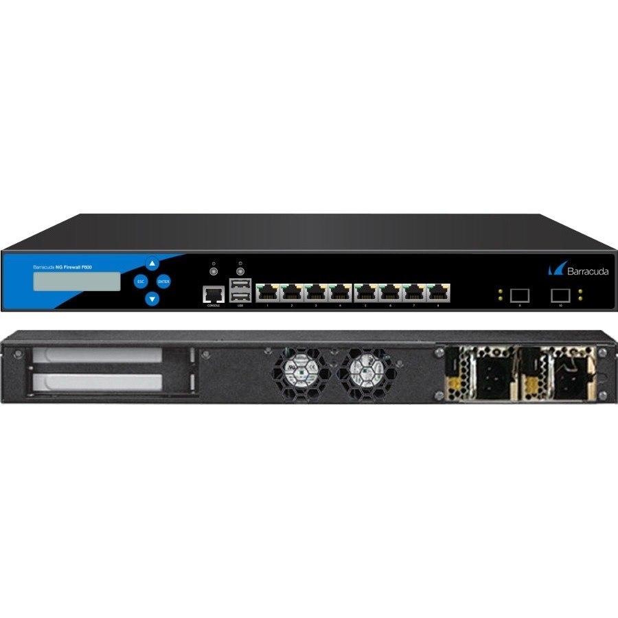 Barracuda F600 Network Security/Firewall Appliance