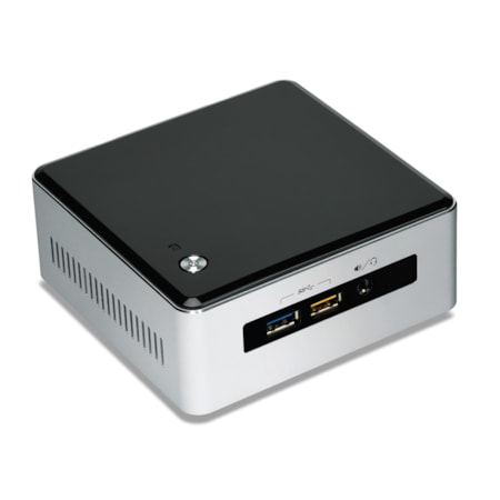 Intel NUC5CPYH Desktop Computer - Intel Celeron N3050 1.60 GHz - Mini PC