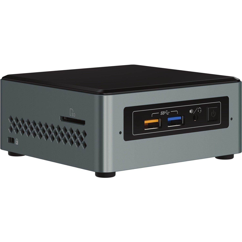 Intel NUC NUC6CAYH Desktop Computer - Intel Celeron J3455 1.50 GHz DDR3L SDRAM - Mini PC